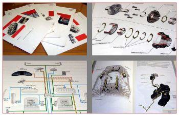 SSP 361 362 363 364 375 Audi Q7 Konstruktion Funktion Selbststudienprogramm