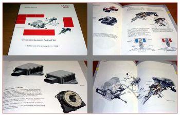 SSP 402 Audi A4 2008 B8 Dynamiklenkung Schulungsbuch