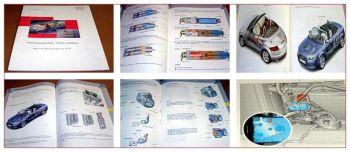 SSP 410 Audi Insassenschutz Konstruktion + Funktion 2007
