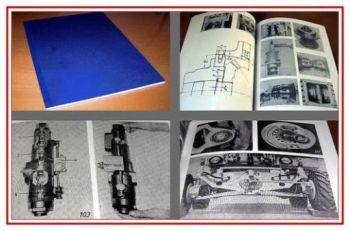 T174-2 Mobilkran / Mobilbagger Reparaturhandbuch 1978