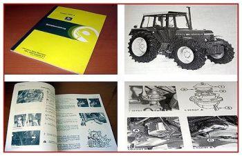 John Deere 2040 S Traktor Betriebsanleitung