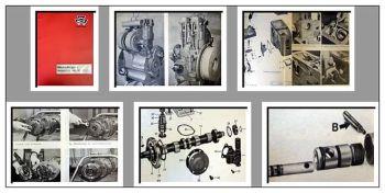 Reparaturleitfaden Massey Ferguson MF 132 / MF 142 Werkstatthandbuch
