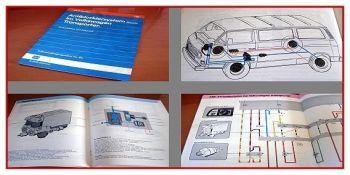 SSP 86 VW Transporter Caravelle T3 ABS Bosch Konstruktion Funktion 1987