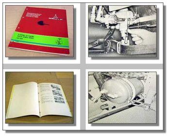 Deutz D 4006 - 13006 Deutz Intrac 2002 2003 Werkstatthandbuch1976